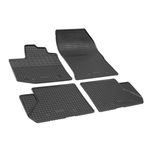 Комплект гумени стелки за Dacia Lodgy 2012-