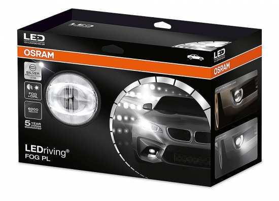 Дневни светлини, Osram Silver Edition 6000K, 12V, 4/12W