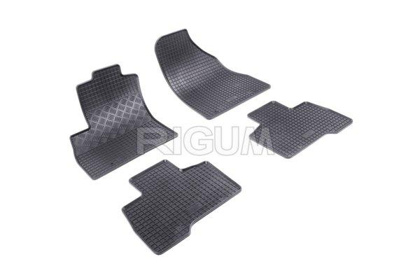 Комплект гумени стелки за Fiat Fiorino 2007-