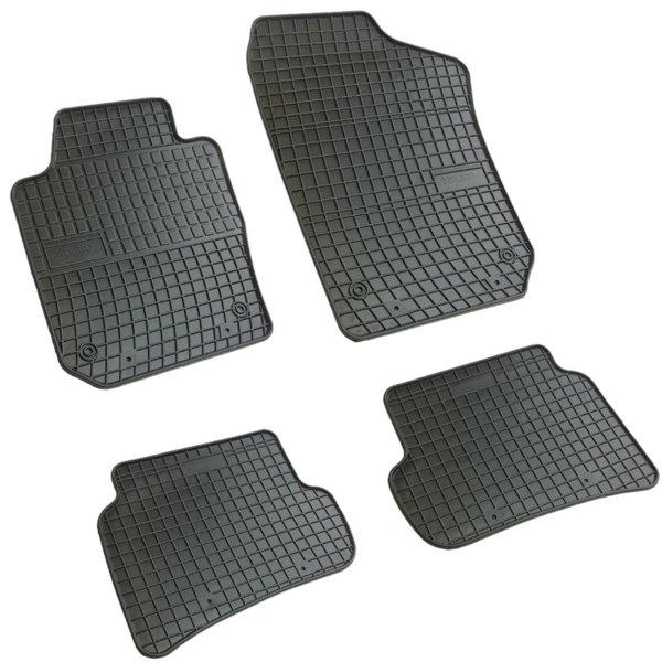 Комплект гумени стелки за Fiat Punto III 2012-