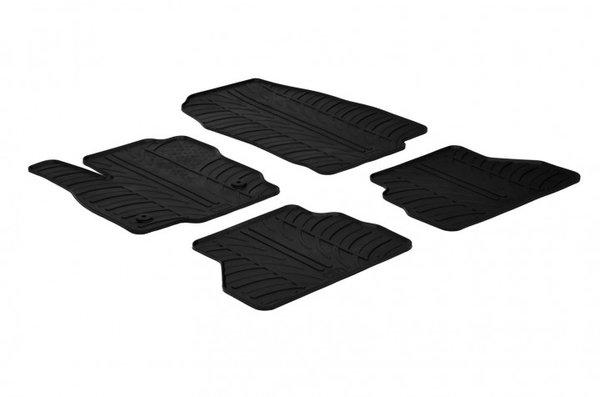 Комплект гумени стелки за Ford B-Max 2012-
