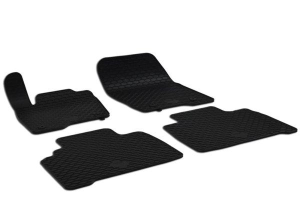 Комплект гумени стелки за Ford Galaxy 2015-