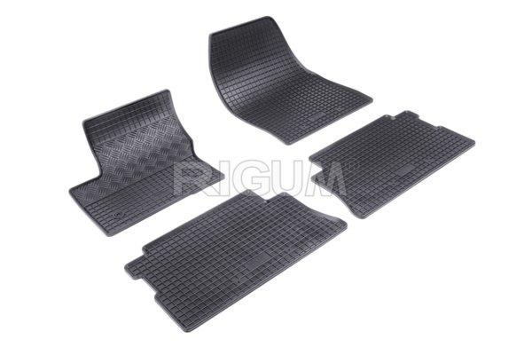Комплект гумени стелки за Ford Kuga 2013-