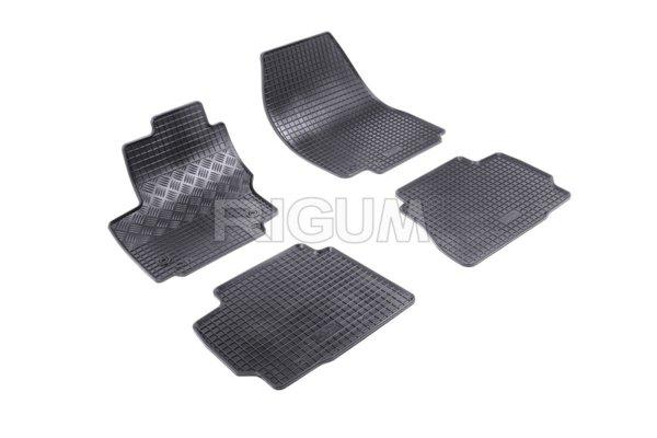 Комплект гумени стелки за Ford Mondeo 2007-
