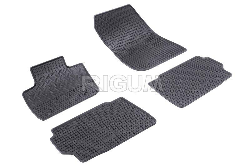 Комплект гумени стелки за Ford Mondeo 2007--Copy
