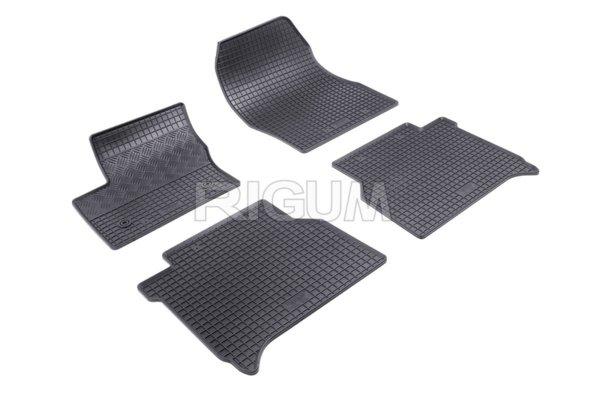 Комплект гумени стелки за Ford Connect 5m 2014-