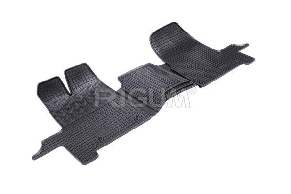 Комплект гумени стелки за Ford Tourneo Custom 2012-