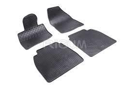 Комплект гумени стелки за Honda Civic  HB 2006-