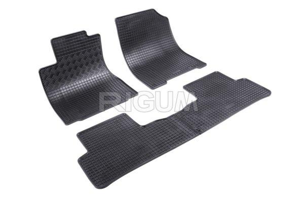 Комплект гумени стелки за Honda CR-V 2012-