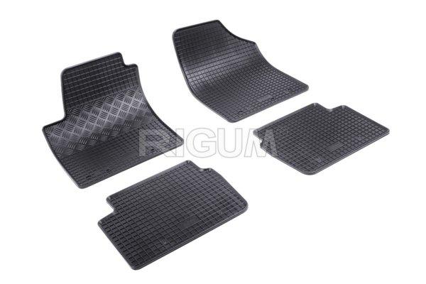 Комплект гумени стелки за Hyundai i10 2008-