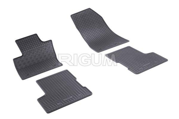 Комплект гумени стелки за Jeep Renegade 2014-