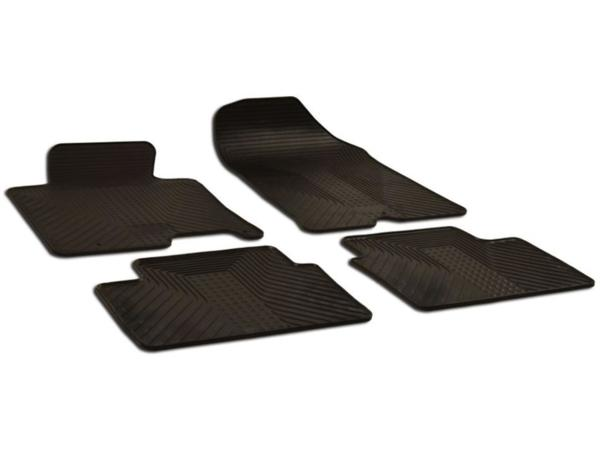 Комплект гумени стелки за Kia Cee`d 2012-