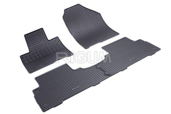 Комплект гумени стелки за Kia Sorento III 2015- , 5 места