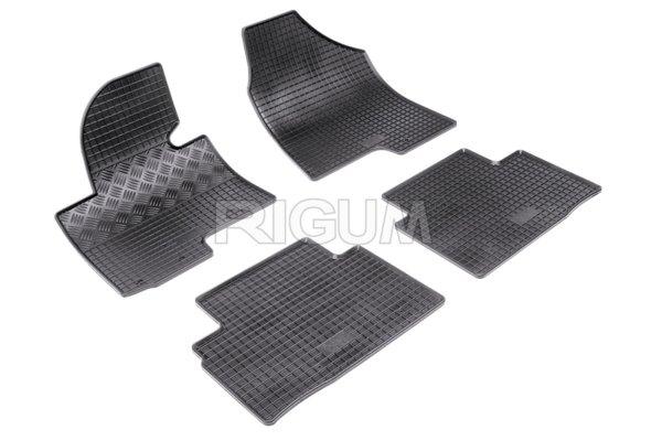 Комплект гумени стелки за Kia Sportage 2010-