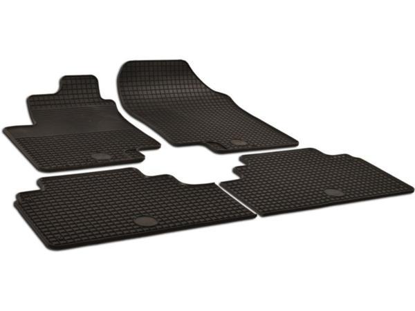 Комплект гумени стелки за Kia Venga 2010-