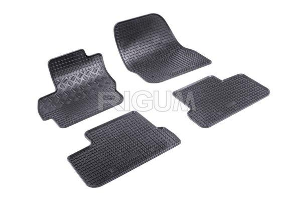 Комплект гумени стелки за Mazda 3 2008-