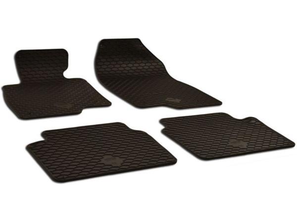 Комплект гумени стелки за Mazda 3 2013-