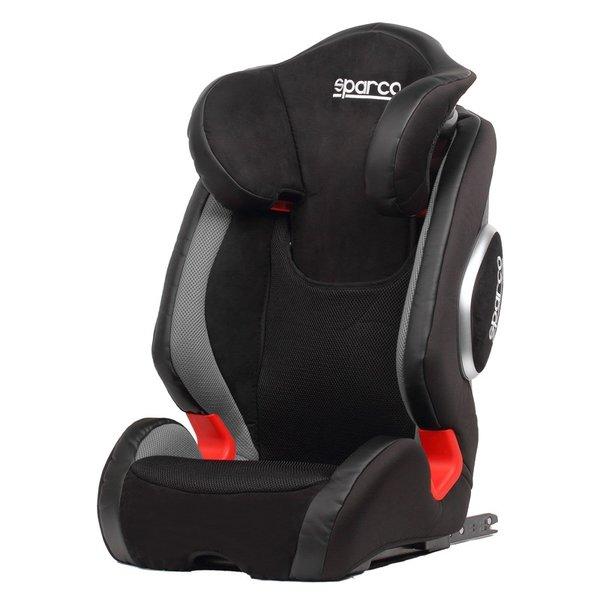 Детско столче за кола Sparco 9-36kg,черен/сив