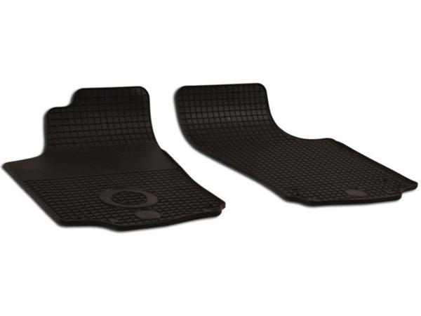 Комплект гумени стелки за Opel Combo 2001-