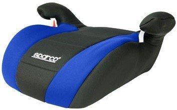 Детско столче за кола Sparco 15-36kg,черен/син