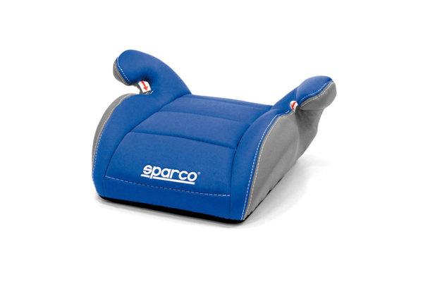 Детско столче за кола Sparco 15-36kg,сив/син