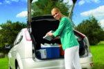 Хладилна чанта за автомобил EZETIL 29L 12/230V