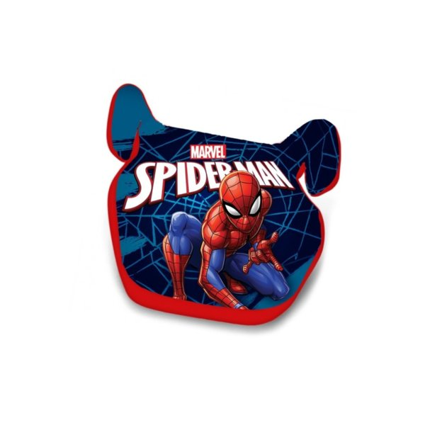 Детско столче за кола Spiderman , 15-36 кг. , червено/черно
