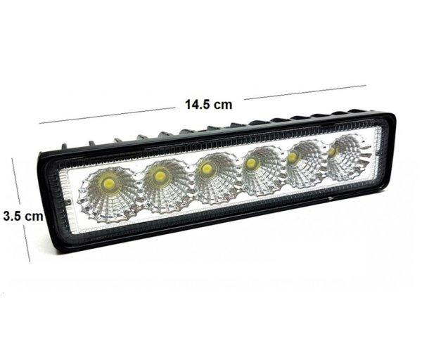 Халоген LED 18W 14.5 см.