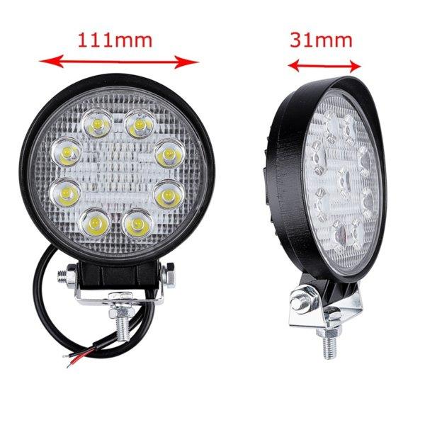 Халоген LED 24W 11.1 см.