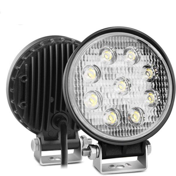 Халоген LED 27W 11.5 см.