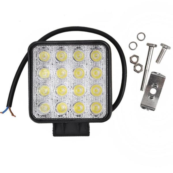 Халоген LED 48W 11x11 см.