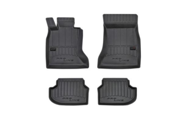 3D гумени стелки Frogum за BMW 5 2009-2017