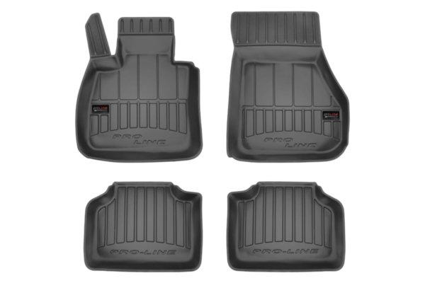 3D гумени стелки Frogum за Volvo XC90 II 2014-