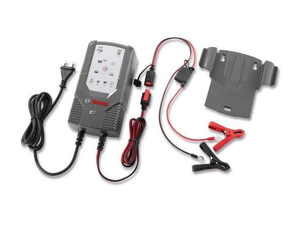 Зарядно устройство за акумулатор, BOSCH, C7, 12V / 24V