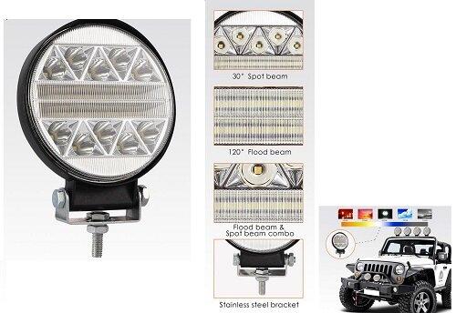 Халоген LED 102W 5.2 см.