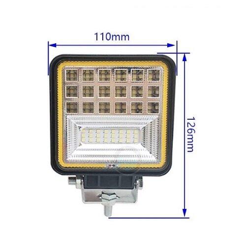 Халоген LED 126W 11 см.