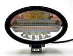 Халоген LED 144W 14 см.