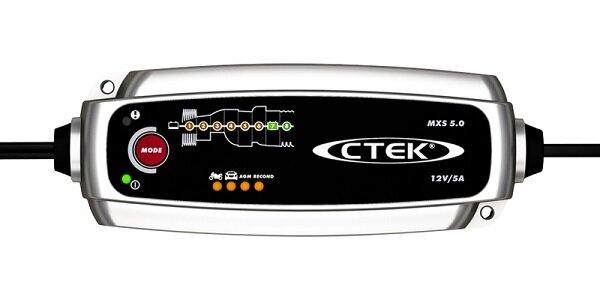Зарядно устройство за акумулатор, CTEK , MXS 5.0 , 12V /5A