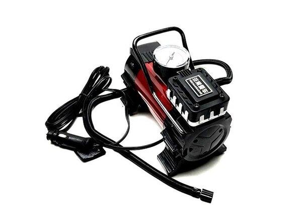 Авто компресор червен 12V/120W
