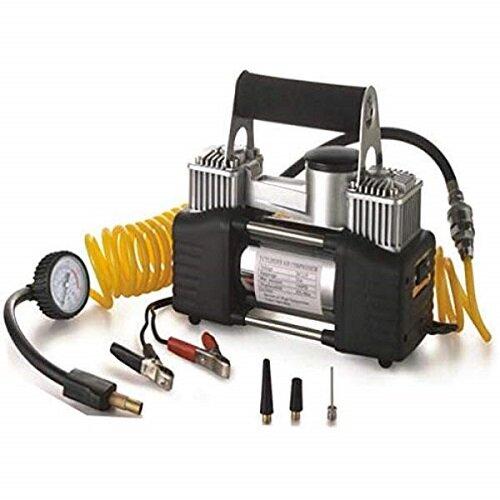 Авто компресор метален 12V
