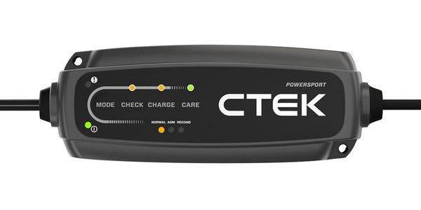 Зарядно устройство за акумулатор.CT5 POWERSPORT