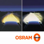 Комплект 2 халогенни крушки Osram H7 Night Breaker Unlimited, up to 110%, 12V, 55W