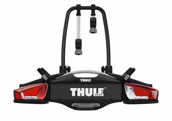 Стойка за велосипеди THULE VeloCompact,Захващане за теглича