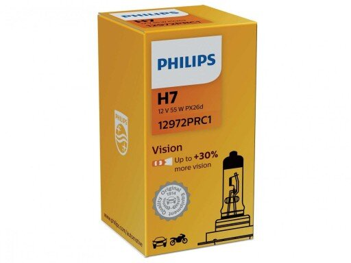 Крушка за фар Philips Vision H7