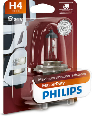 Крушка за фар Philips MasterDuty H4