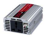 Инвертор за напрежение KOMPASS, 12V DC да 230V AC +USB изход за зареждане