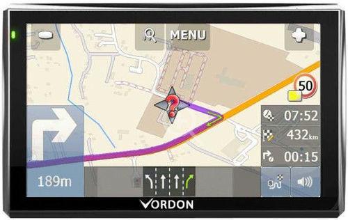 GPS навигация за кола и камион VORDON VGPS7 EU