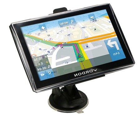 GPS навигация за кола и камион VORDON VGPS7AV