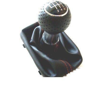 Топка скоростен лост с маншон за Audi A3 1996-2003 , 6 скорости