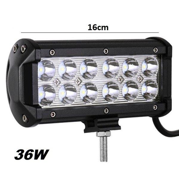 Халоген - LED БАР , 36 W , 16см